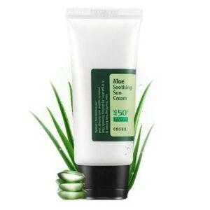 COSRX Aloe Soothing Sun Cream SPF+ PA+++