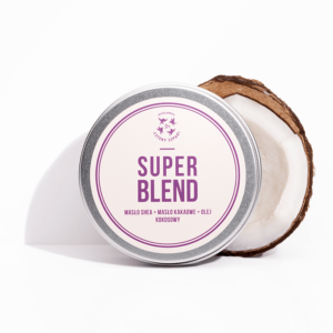 CZTERY SZPAKI Masło Super Blend