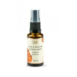 NATURE QUEEN Olej z nasion dzikiej róży 30 ml