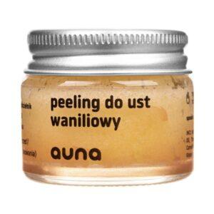 AUNA Peeling do ust waniliowy