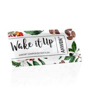 ANWEN Wake It Up saszetka kawowy szampon enzymatyczny
